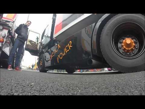 Routiers De France | Transports Le Roc'h Poitiers 2015