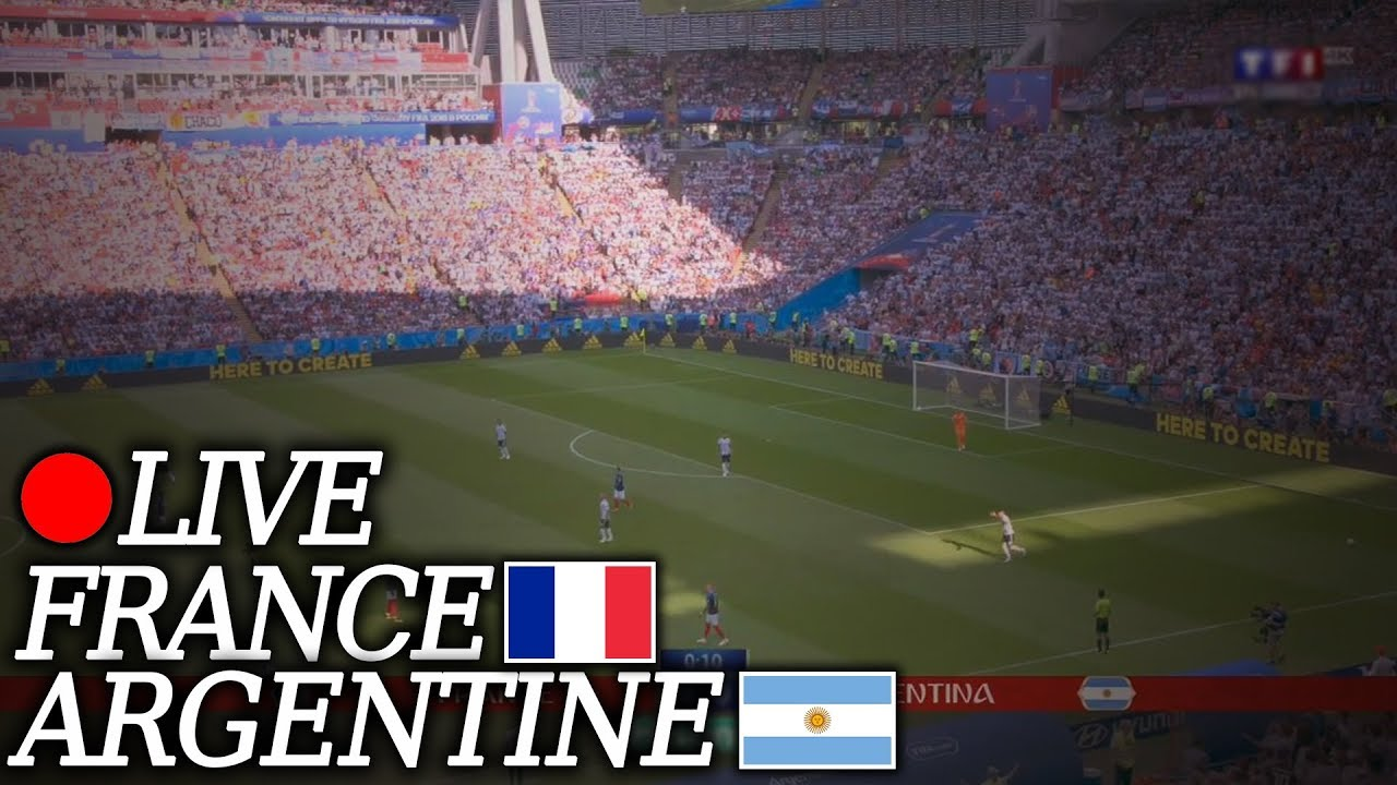 france argentine replay entier