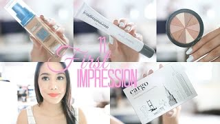 11 FIRST IMPRESSIONS! Hits & Misses | 2016 | BECKYMORFIN