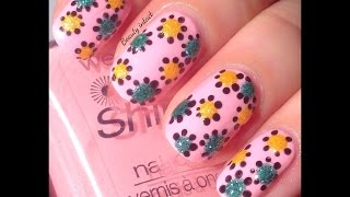 Easy, New Year nail art for Begginers| Beauty Intact Thumbnail