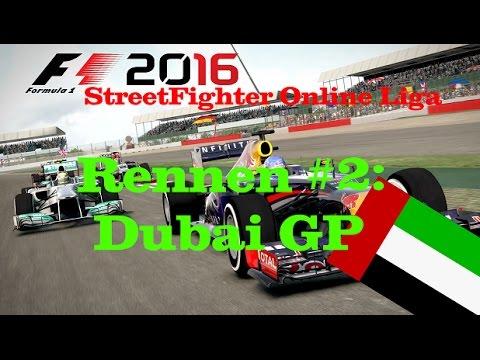 F1™ 2016|F1 Streetfighter Liga | Rennen #2 Dubai (LuZi1989) - 1 Platz