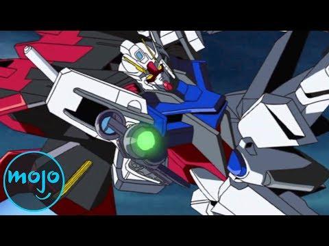 Top 10 Greatest Mecha Battles in Anime