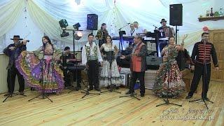 Don Vasyl i Cygańskie Gwiazdy na weselu Eweliny i Jana