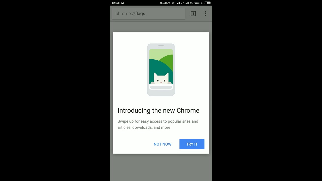 How to get New Chrome UI - YouTube