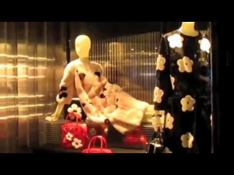 Luxury Shopping in Milan: A Night in Monte Napoleone.m4v