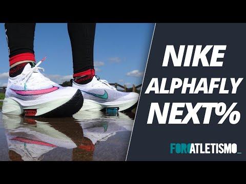 Cinco feo Groenlandia  Nike Alphafly NEXT % - Análisis y opinión en Foroatletismo.com