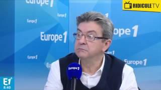 Quand Mélenchon écoute Macron ... 👌🏻😆