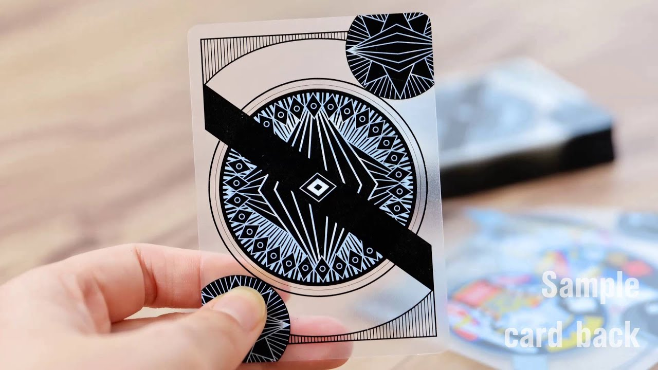 playing cards design