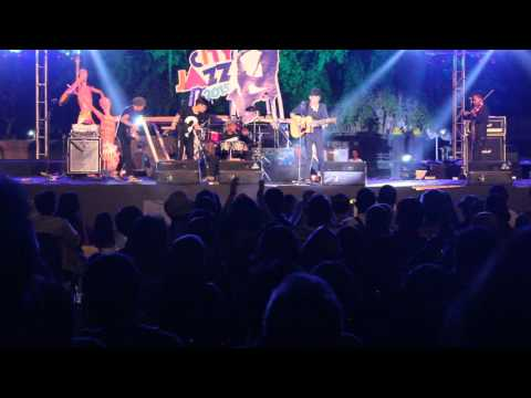 57kustik Live at Solo City Jazz Festival 2015
