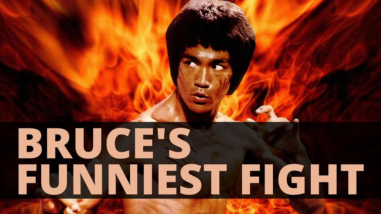   Bruce Lees Funniest Fight   #brucelee #funny #lockdown