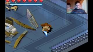ЛЕГО ЗВЁЗДНЫЕ ВОЙНЫ   LEGO STAR WARS. THE VIDEO GAME (GBA)   ОБЗОР НА ИГРУ