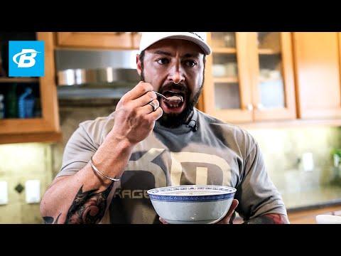 Chocolate Casein Protein Pudding Recipe | Kris Gethin