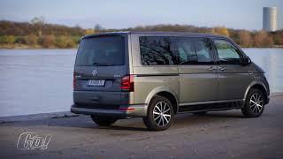 Der praktischste VW? | Volkswagen Multivan 2018 | der Test