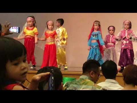 Aiya Cik Siti - Adriana dance