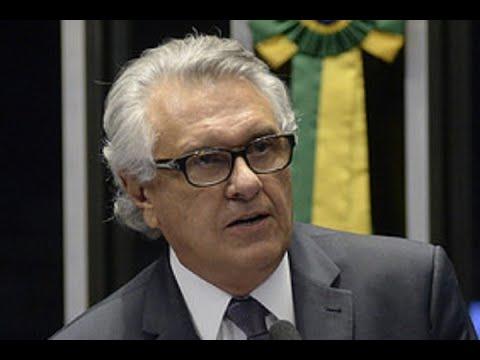 Ronaldo Caiado acusa má utilização de recursos destinados à segurança pública