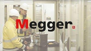 Megger Sverker 900 Système de test triphasé de relais et de postes électriques | Test des relais