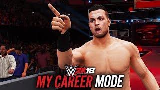 WWE 2K18 My Career Mode - Ep 14 - LAST WARNING!!