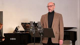 Six Epitaphs for baritone and piano - Jody Nagel:  DAVID MAZE - Baritone, CLAIRE PASQUIER - piano