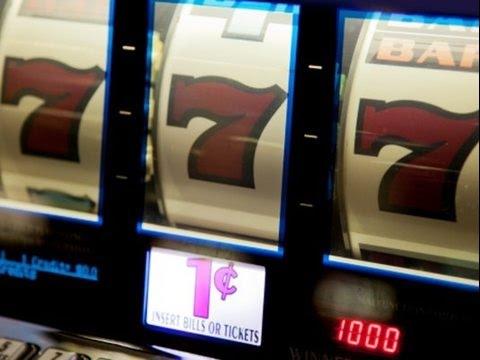 Video Vegas downtown slots