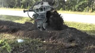 Closure of fiber cable with machine it runs very fast 2014 Full HD