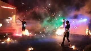 """Театр огня и света """"Феникс"""" 11 июня Лебедянь"""