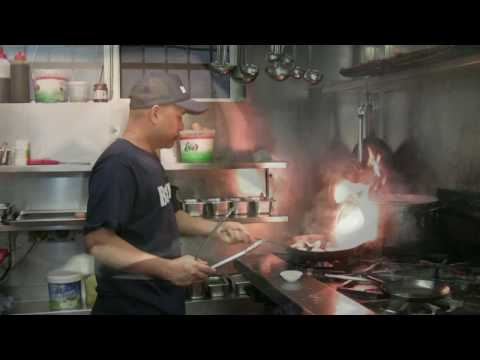 Barzura Cafe & Ristorante - Jay Ar's Cooking Experience Chapter 2: Seafood Pasta
