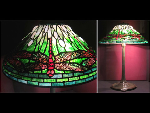 Glass Lamp Shades Ideas