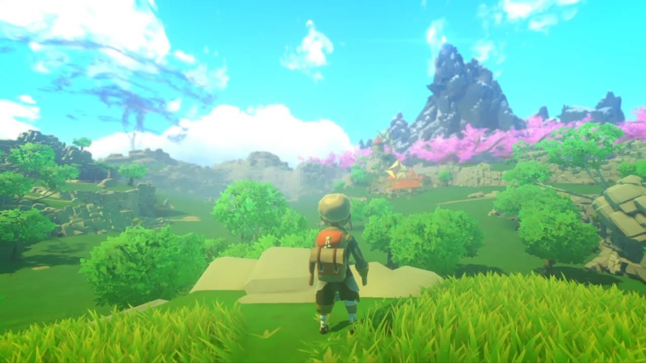 yonder the cloud catcher chronicles review it is not zelda youtube
