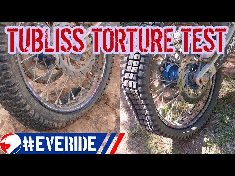 Quick Tubliss Review - Tubeless Gen 2 Tire System for Dirt Bikes & Dual Sport Motorcycles #everide