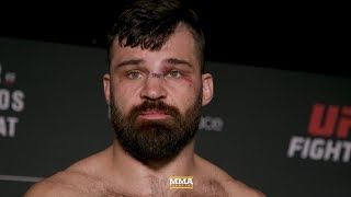 UFC on FOX 26: Julian Marquez 'Felt Violated' By Commission Doctor After Wild UFC Debut