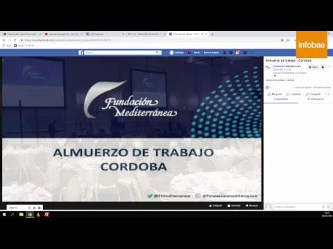 VIVO | Roberto Lavagna en la Fundacion Mediterranea letöltés