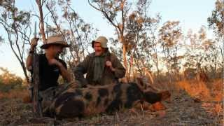 Hunting The Northern Territory - Wild Boar