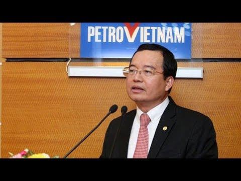 Nguyên chủ tịch Petro Vietnam Nguyễn Quốc Khánh bị bắt tạm giam