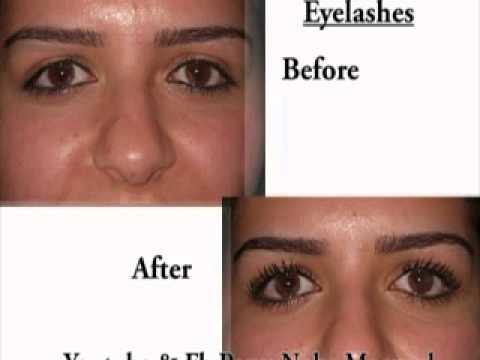 eyelashes perm photos before and after by Noha Moawad ...