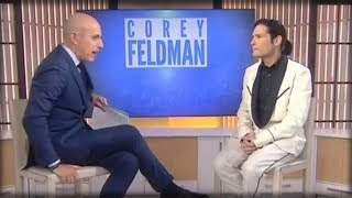 WITH ONLY 5 WORDS COREY FELDMAN JUST STRUCK FEAR INTO EVERY SICK HOLLYWOOD PEDOPHILE