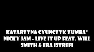 Katarzyna Cyunczyk Zumba - Live It Up (22 weeks pregnant)