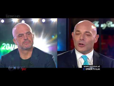 Kryeministri Edi Rama interviston Blendi Fevziun 1