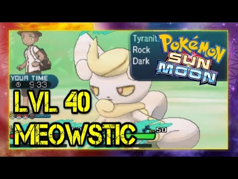 Pokemon VGC Stream Highlights #139 Lvl 40 Meowstic?