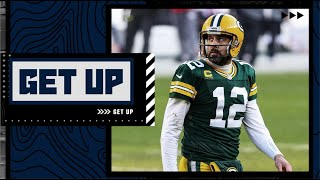 How long will Aaron Rodgers' game of chicken with the Packers last? | Get Up