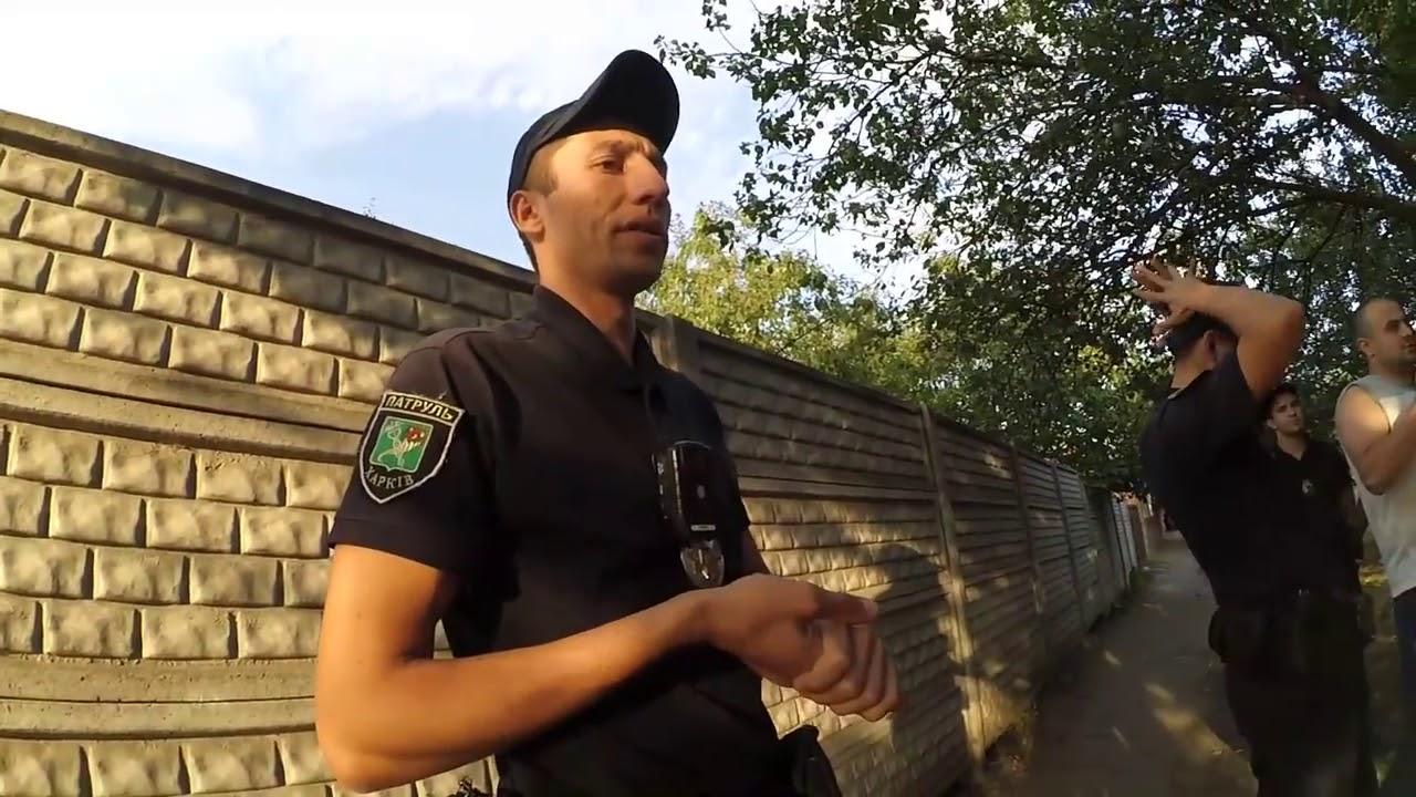 Ты худой!!! Значит ты нарик!! Полиция. Инспектор Калиниченко. Часть 2