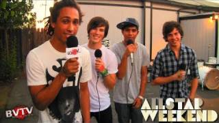 Allstar Weekend Interview #1 - BVTV