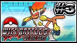 Pokemon ORAS WIFI Battle: KrimZen VS Macca (Mixed Tier) - WIFI Battle Wednesday #003
