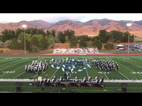 Green Canyon High School Marching Band Family Night 2018