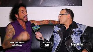 Drummer Deen Castronovo & Eric Blair talk Journey ,Ozzy & The Dead Daisies