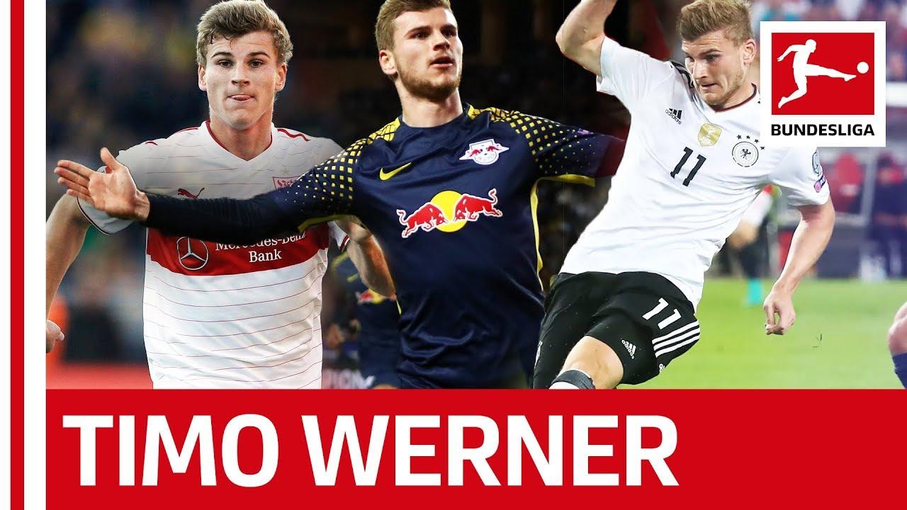 Timo Werner - Bundesliga's Best