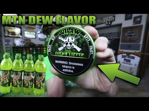 I Created a MOUNTAIN DEW Flavored DIP!!!