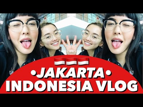 Jakarta | Indonesia Vlog Part 1 | soothingsista