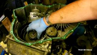 Investigating failure of a ZF4 HP18 transmission. Part 3