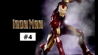 Iron man Mission 4 Full game Walktrought Gameplay XBOX 360 PS 3 PC