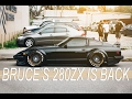 BRUCE'S 280ZX IS BACK!!